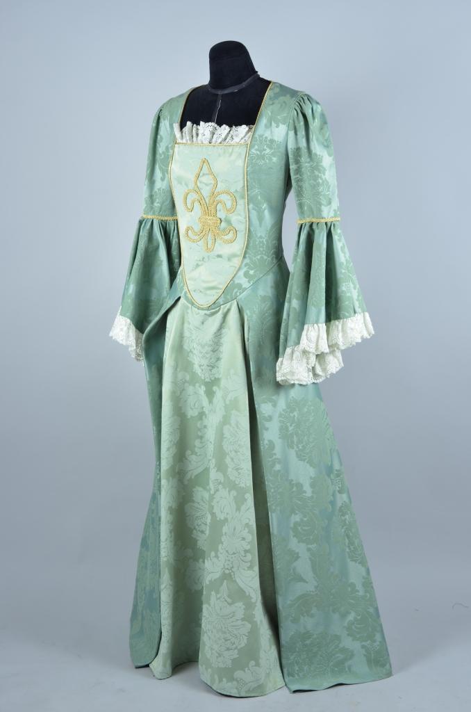 Top Middeleeuwse jurk - Kostuumverhuur Groningen &VT25